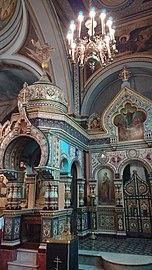 Iglesia Ortodoxa Rusa de la Santísima Trinidad interior.jpg