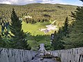 Igman Olympic Jumps, view from K90 2.jpg