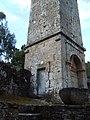 Igrexa de San Tirso de Cando - 06 - Base do campanario.JPG