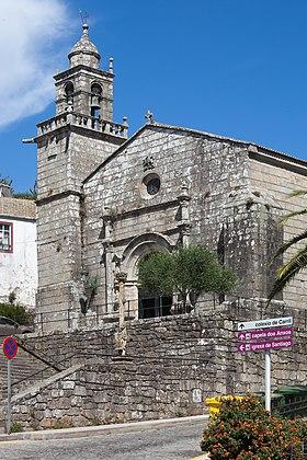 Igrexa parroquial de Santiago do Carril-Vilagarcía de Arousa-Galicia-32.jpg
