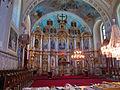 Ikonostas u pravoslavnoj crkvi u Beodri, Novo Miloševo 03.JPG