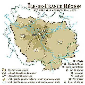 Ile De France Heraldik Wiki