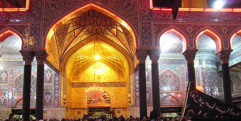 Non Muslim Perspective On The Revolution Of Imam Hussain: Madina: Karbala Wallpapers