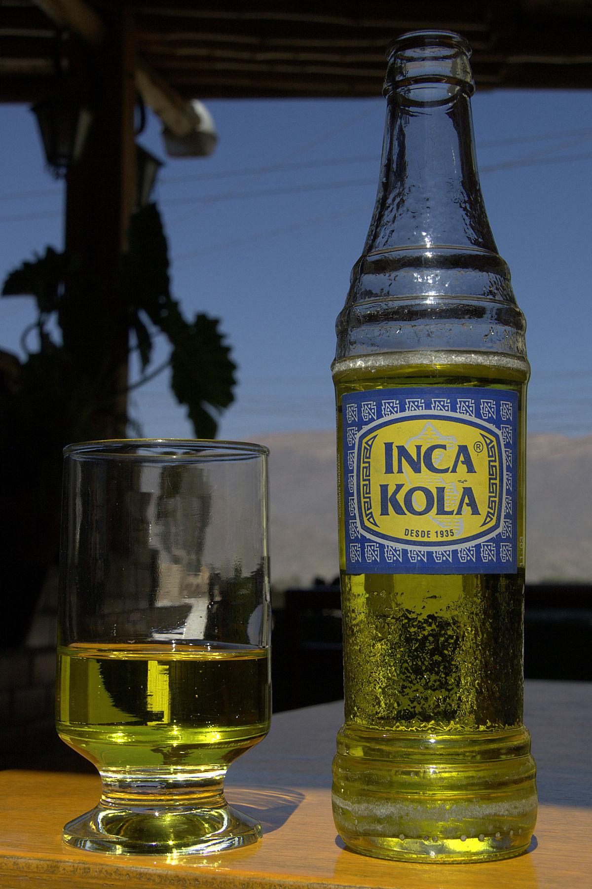 Resultado de imagen para inca kola