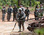 Indian soldiers, US paratroopers compare patrolling tactics 130508-A-DK678-004.jpg