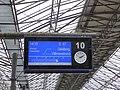 Information displays at Helsinki Central railway station 03.jpg