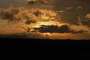 Inishowen - Inishowen sunset