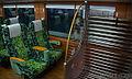 Inside of O-train (중부순환내륙열차 내부) 02.JPG