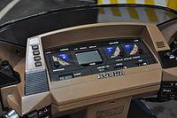 液晶メーターパネル(輸出仕様Elite150)