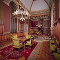 Interieur, bel-etage, voorzijde rechts (Vestibule van de Koninklijke Wachtkamer), interieur, Kamer met 19de eeuwse muurschilderingen en betimmering - Amsterdam - 20392803 - RCE.jpg
