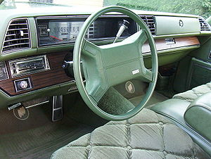 Airbag - 1975 Buick Electra with ACRS