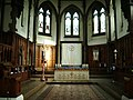 Interior of Church of St Chrysostoms - geograph.org.uk - 398972.jpg
