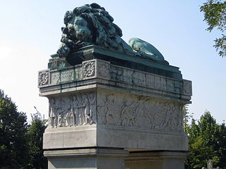 Invalids' Cemetery - Tomb of General von Scharnhorst