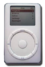 A second generation iPod (2002)