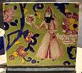Iran, mattonella da rivestimento, 1780-1820 ca. 02.JPG
