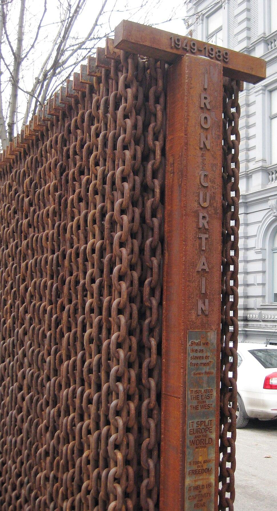 Iron Curtain - Hungary