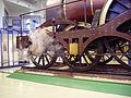 Iron Duke steam.JPG