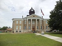 Irwin County Courthouse (East face)