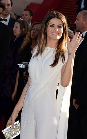 Isabeli Fontana - Fontana at the 2013 Cannes Film Festival