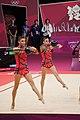 Israel Rhythmic gymnastics at the 2012 Summer Olympics (7915368694).jpg