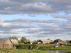 Ivankino, a village in Kolpashevo District, Tomsk Oblast, Siberia.jpg