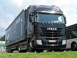 Iveco Stralis Facelift
