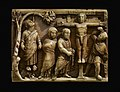 Ivory plaque of the Crucifixion of Christ.jpg