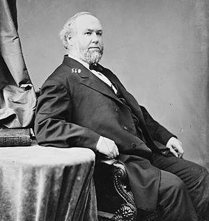 James Buffington (Fall River, Massachusetts)