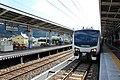 JR East HB-E300 Resort View Furusato at Hakuba Station 20101002b.jpg