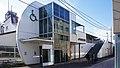 JR Sobu-Main-Line Shin-Kemigawa Station North Exit.jpg