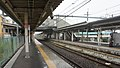 JR Tohoku-Main-Line Shiraoka Station Platform.jpg