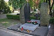 Jacek Kaczmarski grob 20080515