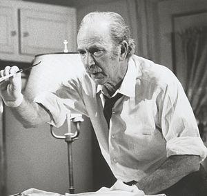 Jack Albertson - Albertson in 1976
