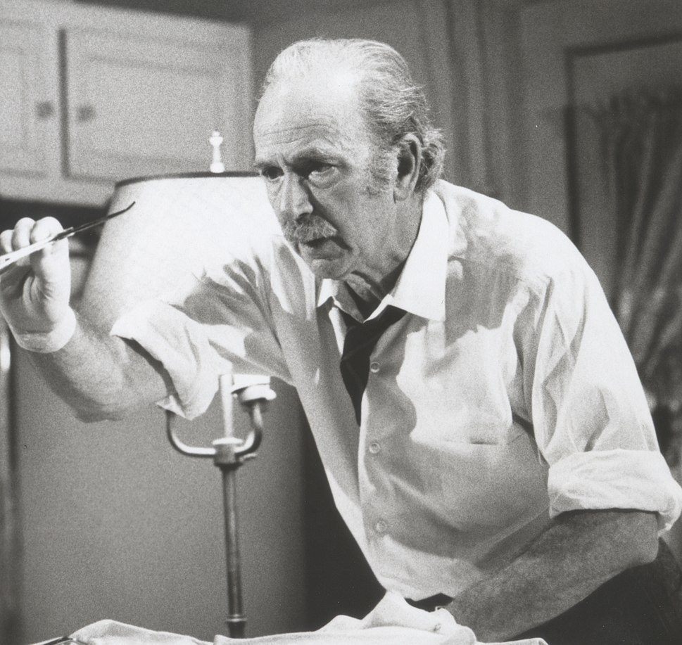 Jack Albertson in 1976's The Sad and Lonely Sundays