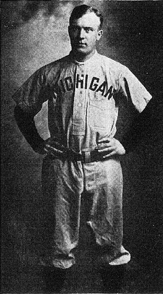 Jack Enzenroth - Enzenroth at Michigan, 1920