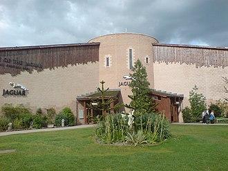 Chester Zoo - The Jaguar Building