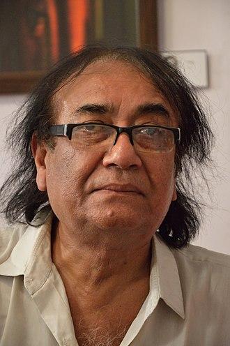 Jahar Dasgupta - Jahar Dasgupta in 2014