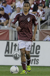 Colorado Rapids Game 4/1/12