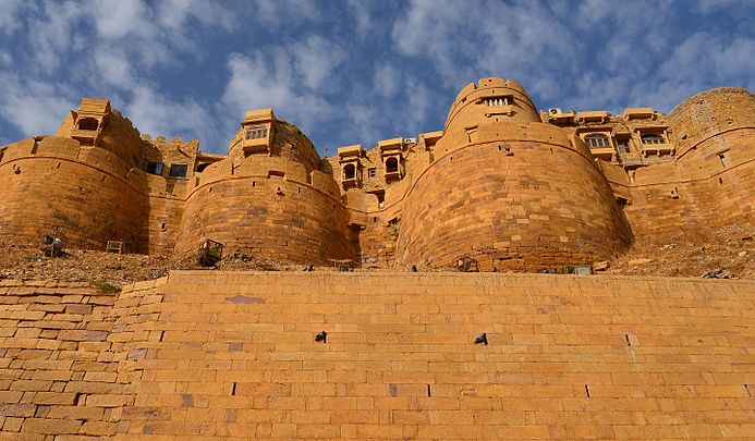 Jaisalmer Fort, India.jpg