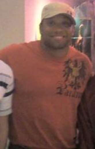 Jamal Anderson - Anderson in August 2007