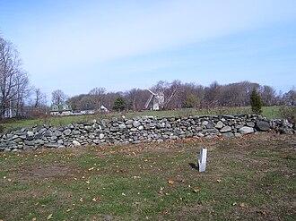 Jamestown Windmill - Image: Jamestown Windmill in Jamestown, RI