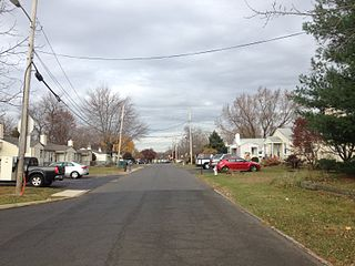 Warminster Heights, Pennsylvania Census-designated place in Pennsylvania, United States