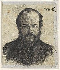 Jan Weissenbruch by Frederik Hendrik Weissenbruch - Rijksmuseum RP-P-1889-A-14501A.jpg