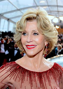 Jane Fonda in Cannes (2014)