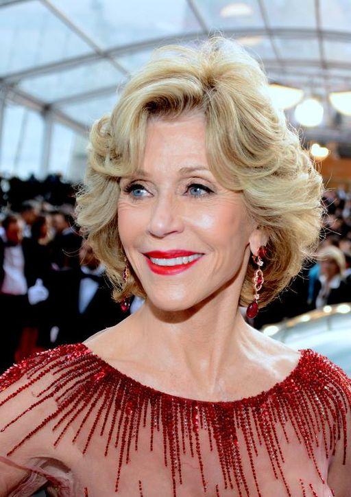 Jane Fonda Cannes 2014