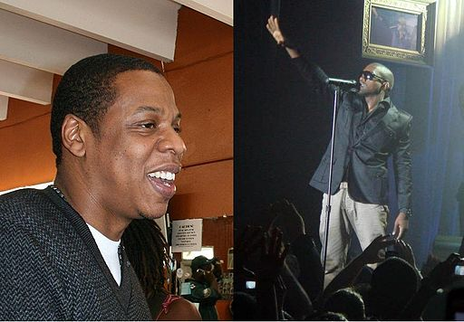 Jay-Z and Kanye West - The Throne