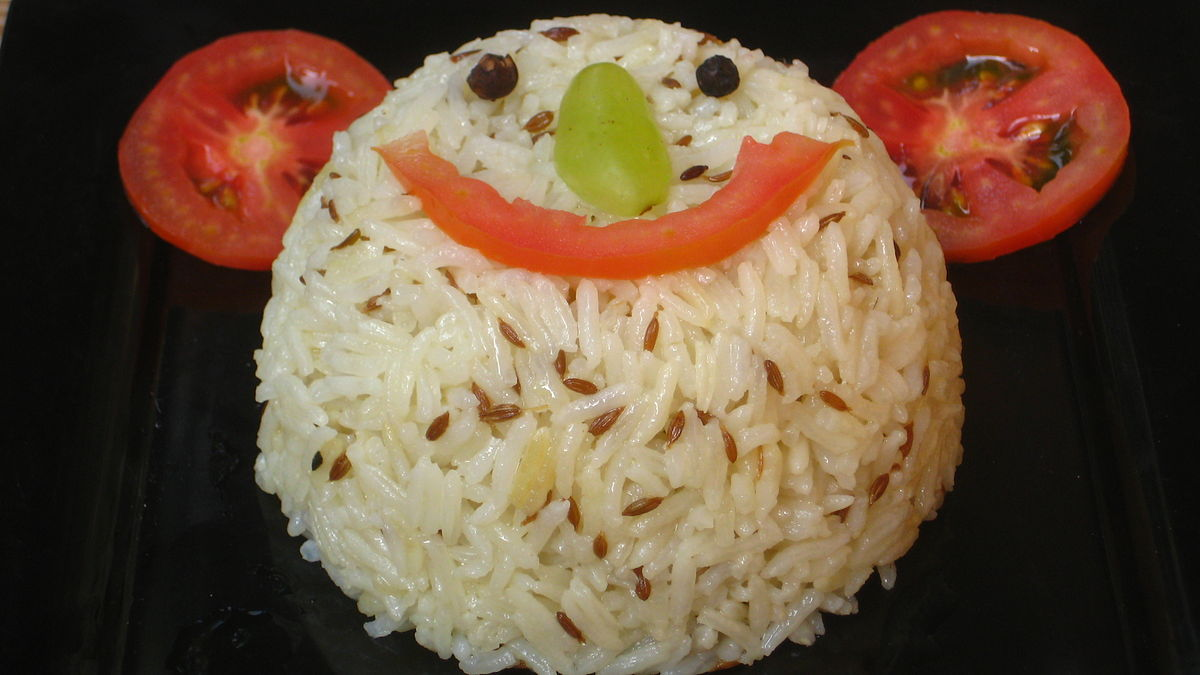 jeera rice wikipedia