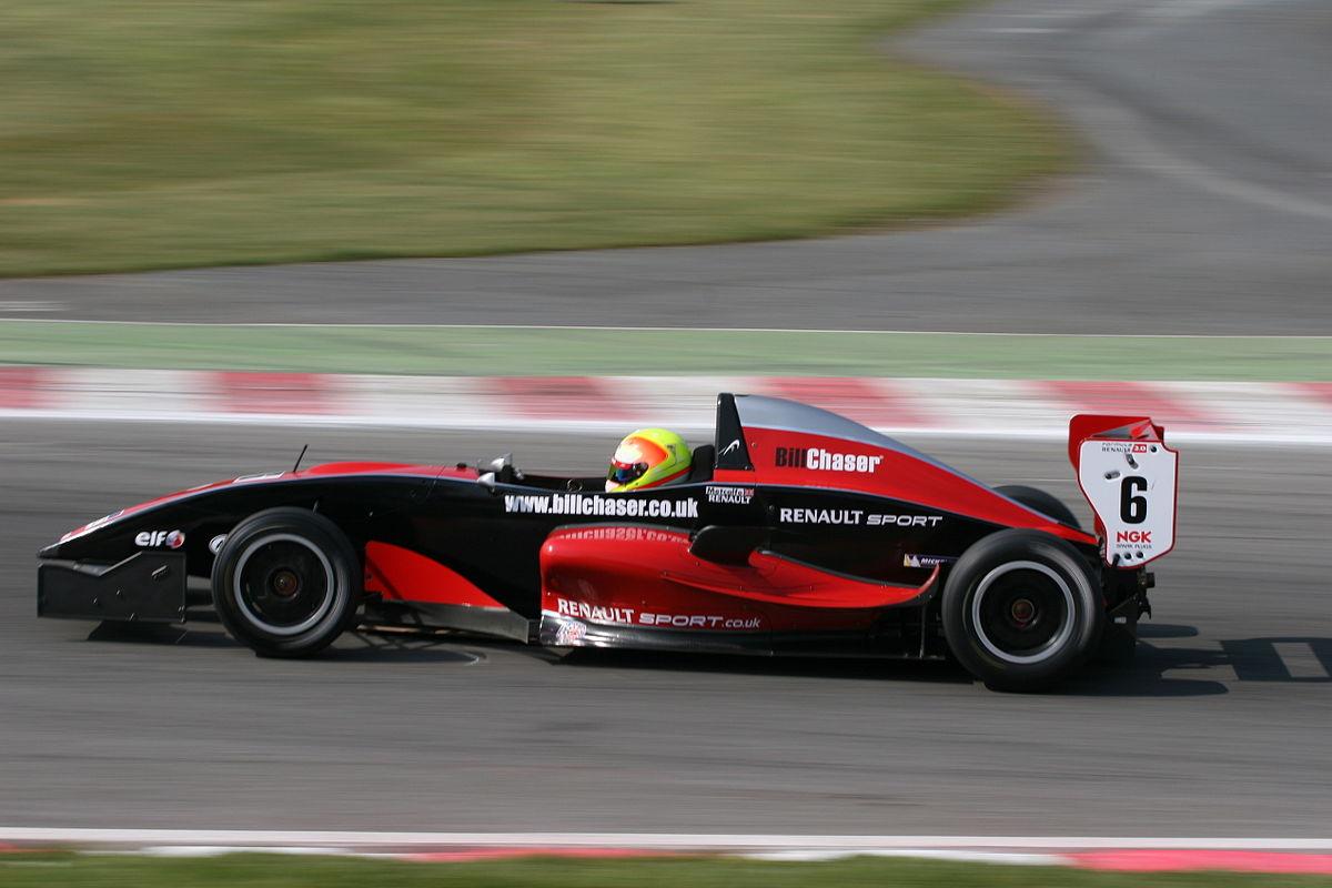 Old Formula Car