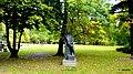Jesienny widok w parku im Jana Kochanowskiego. Bydgoszcz Polska - panoramio.jpg
