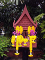 Jim Thompson House spirit house.JPG